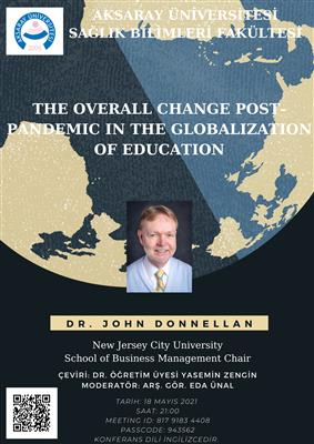 The Overall Change Postpandemic in The Globalization Of Education